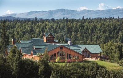 Mount McKinley Princess Wilderness Lodge